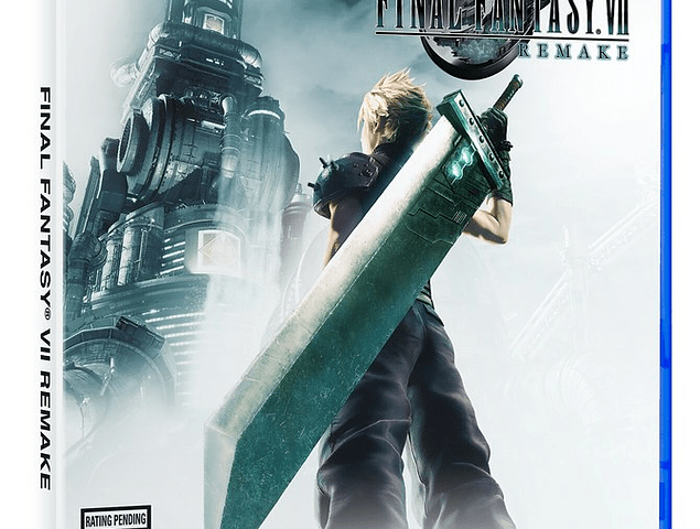 Final Fantasy VII Remake - Preventa