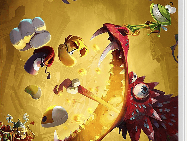 Rayman Legends - Nintendo Switch