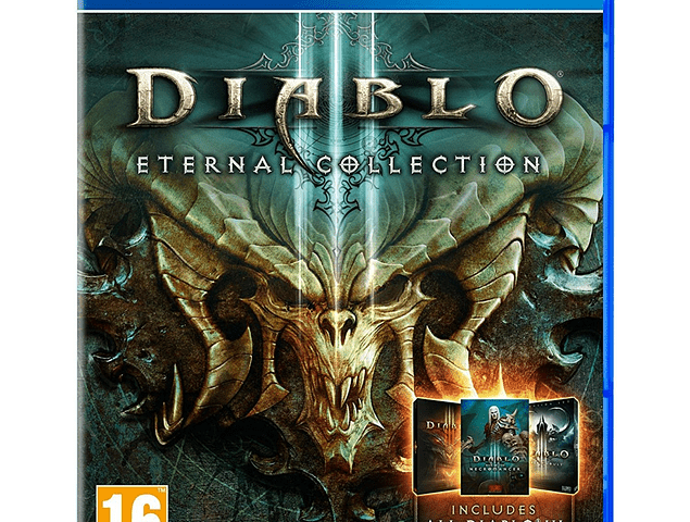 Diablo 3 - Eternal Collection