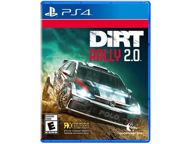 Dirt Raly 2.0