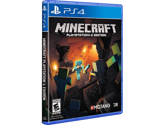 Minecraft - PlayStation Edition