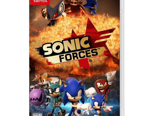 Sonic Forces - NSW