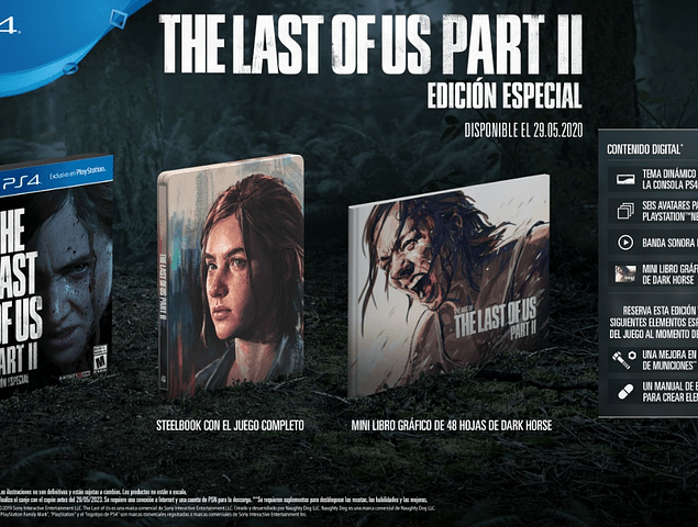 The Last of Us II Special Edition