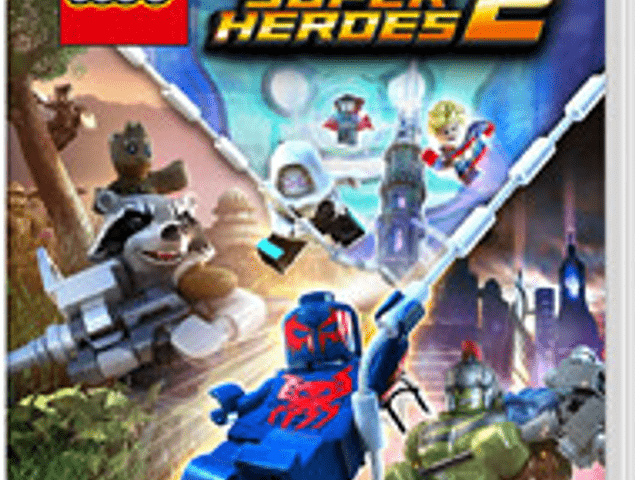 Lego Marvel Super Heroes 2 - NSW