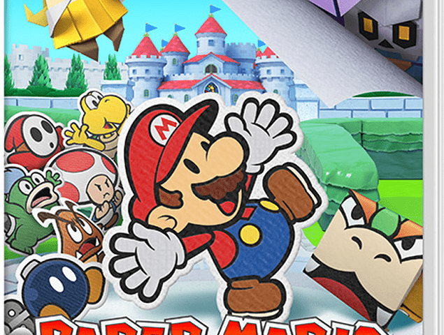 Mario Paper: Origami King - Nintendo Switch