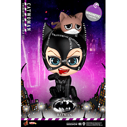 Figura Cosbaby Catwoman Hot Toys 905924