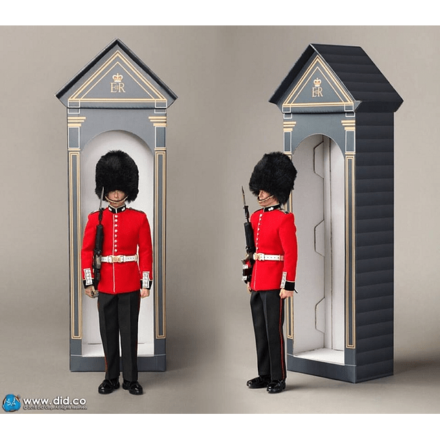 The Guards Version B- Sentry Box Fo