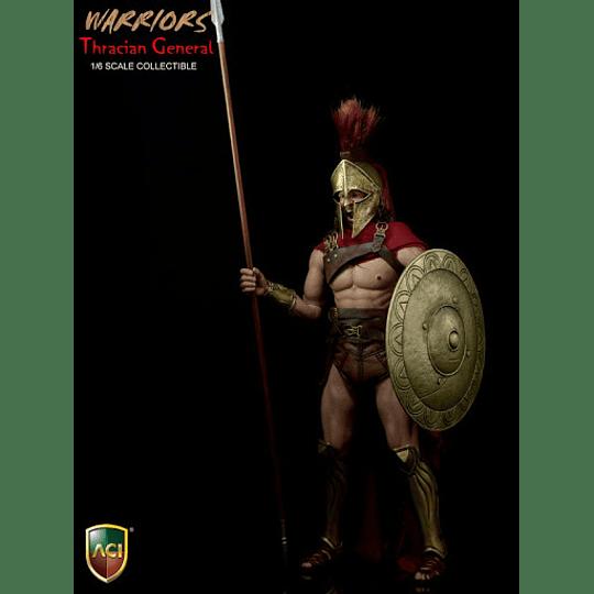 Warriors S Thracian General 1/6