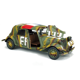 Citroen Traction Ffi 1944 1/18