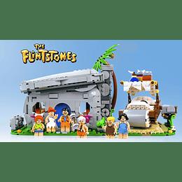 Casa de los Picapiedra LEGO IDEAS