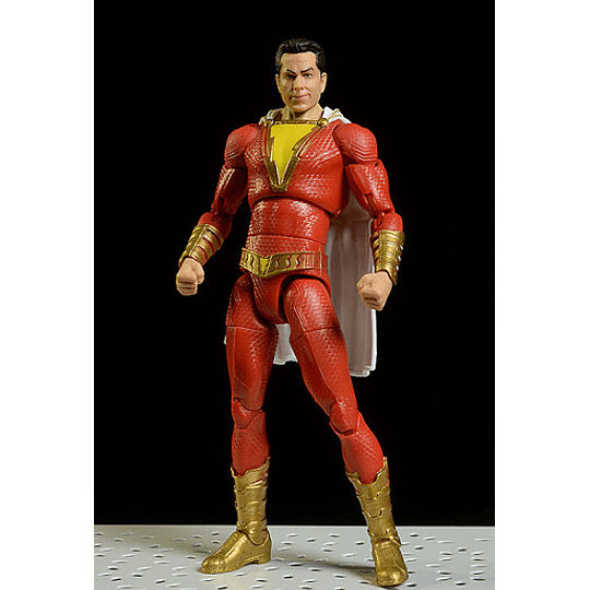 Shazam Movie Multiverse