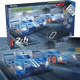 Pista 24 horas de Lemans digital 1/32 slot