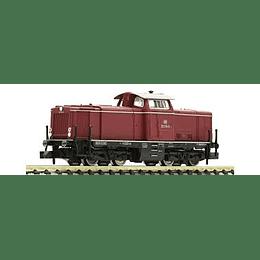 N Diesel locomotive, class 212 of the DB