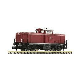 Locomotora diesel clase 212 DB escala 1/160 N