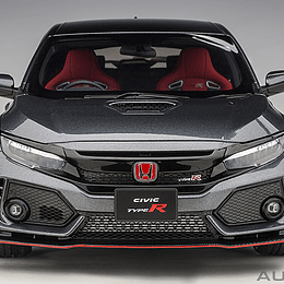 1/18  HONDA CIVIC TYPE R (FK8) (POLISHED METAL)