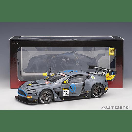 1/18  ASTON MARTIN VANTAGE GT3 TEAM R-MOTORSPORT BATHURST 12 HOUR 2019 J.DENNIS/M.VAXIVIERE/M.KIRCHHOEFER #62