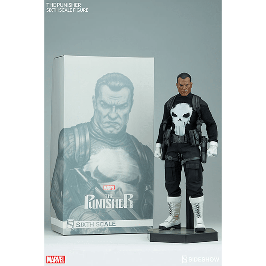 The Punisher 1/6