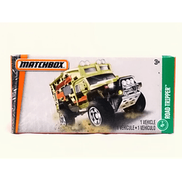 Campero 2017 Matchbox Power Grabs #72 Road Tripper 1/64