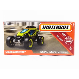 Auto Spark Arrestor - Matchbox Power Grabs 2018 Mix 3   1/64
