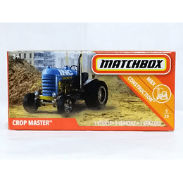 Tractor Crop Master - Matchbox Power Grabs 2018 1/64