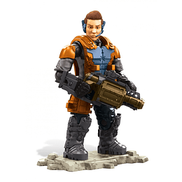 Mega Construx Call Of Duty Specialist Battery