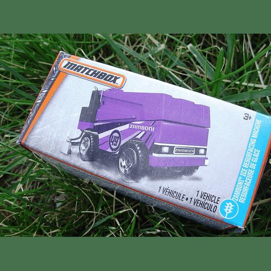 Matchbox Zamboni 1/64