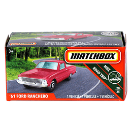 Camioneta FORD RANCHERO 61 - Matchbox Power Grabs 2018