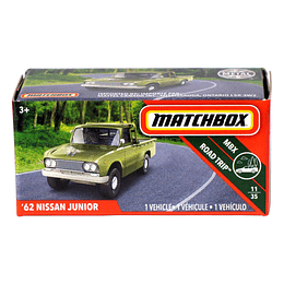 Nissan Junior - Matchbox Power Grabs 2018 1/64