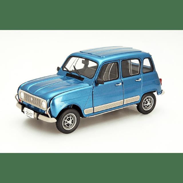 Renault 4 GTL 1/24