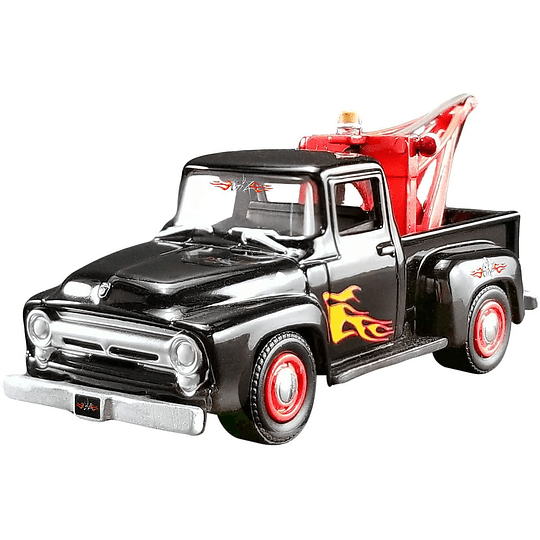 1956 Ford F-100 Tow Truck In  1/64