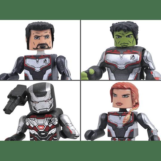 Endgame Minimates 4-Pack