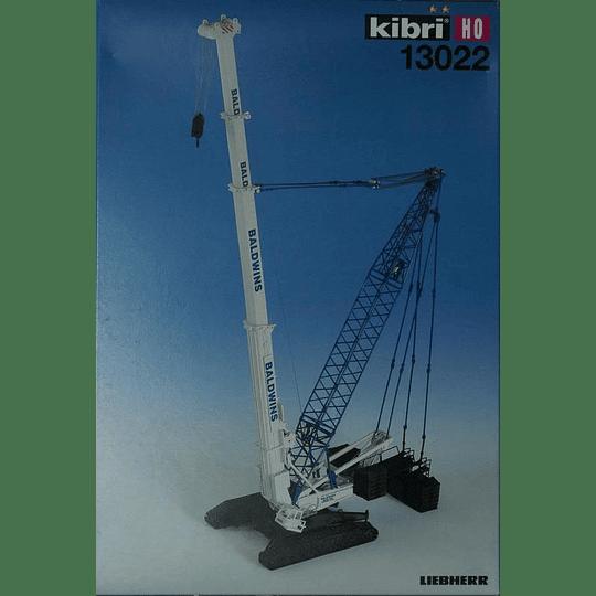 Liebher Ltr 1800 Crane para armar