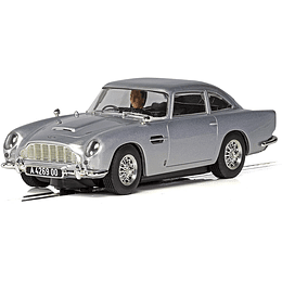Auto de pista Aston Martin James Bond DB5