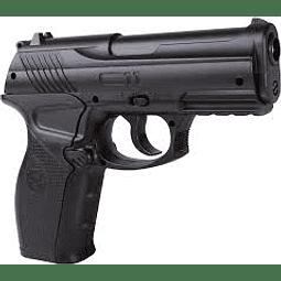 Pistola  C11 de balines marca Crosman