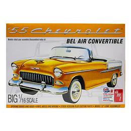 Chevrolet Bel Air 1955 convertible 1/16