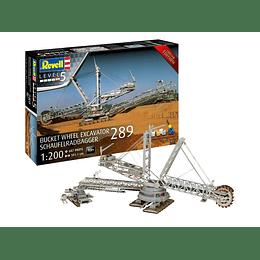 Excavadora Para Armar Revell Mineria 289 Edición Limitada