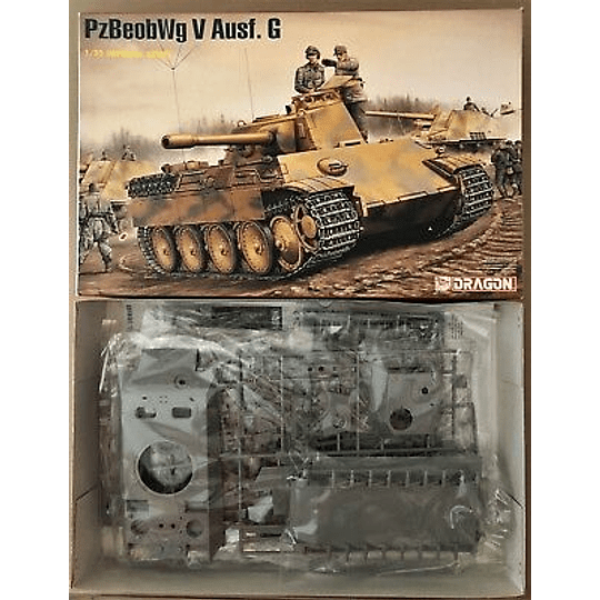 TANQUE PzbeobWg V Ausf. G 1/35
