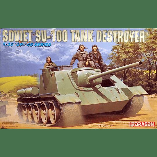 Caza carros SU-100 1/35