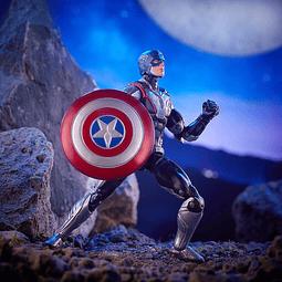 Capitan America Avengers Marvels Legends