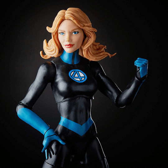 Invisible Woman Sin Baf