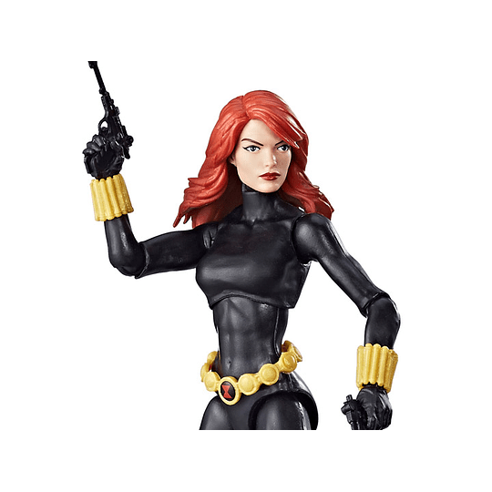 Black widow Marvel Retro