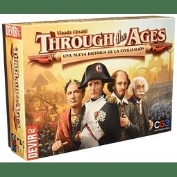 Juego Through the Ages: Una nueva historia de la Civilización