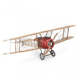 Avión Madera Armar Sopwith Camel 1918 1/16 Artesania Latina