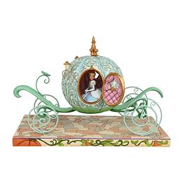Figura De Colección Cinderella Pumpkin Coach Enesco