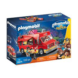 Playmobil: The Movie Food Truck Del´s