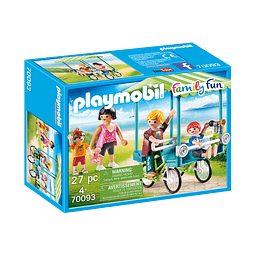 Playmobil Bicicleta Familiar