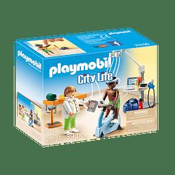 Playmobil Fisioterapeuta