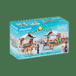 Playmobil Navidad En Miradero