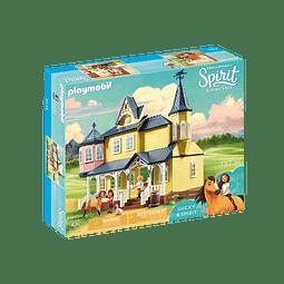Playmobil Casa De Fortu