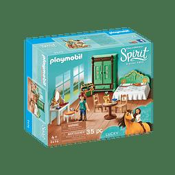 Playmobil Habitación De Fortu